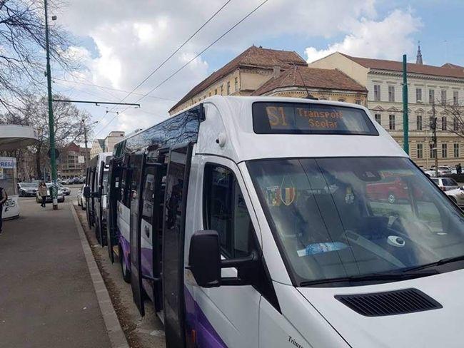 Linii de transport școlar suspendate din cauza alegerilor locale
