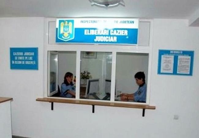 Se deschid încă doua ghișee pentru eliberarea cazierului judiciar în Timiș