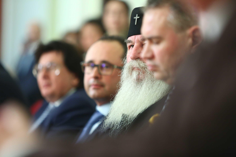Mitropolitul Banatului - întâlnire cu Ministrul de Interne