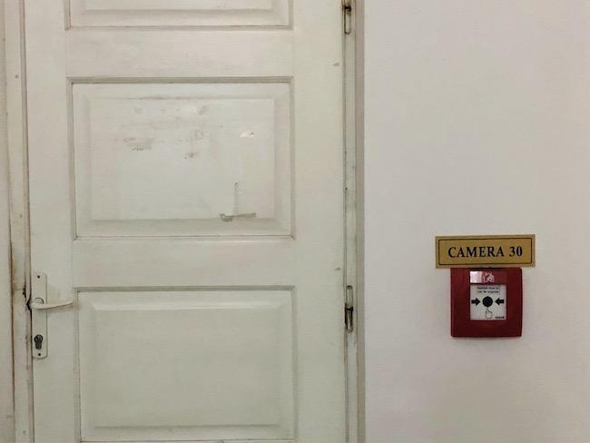 Camera 30 din Primăria Timișoara