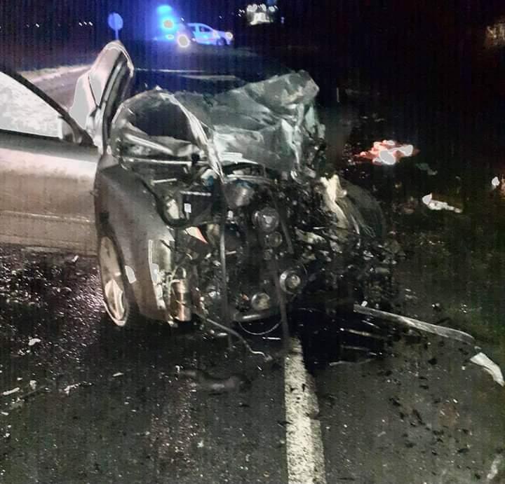Șofer rănit grav după ce a intrat în lama unui utilaj de deszăpezire pe drumul Timișoara- Moravița