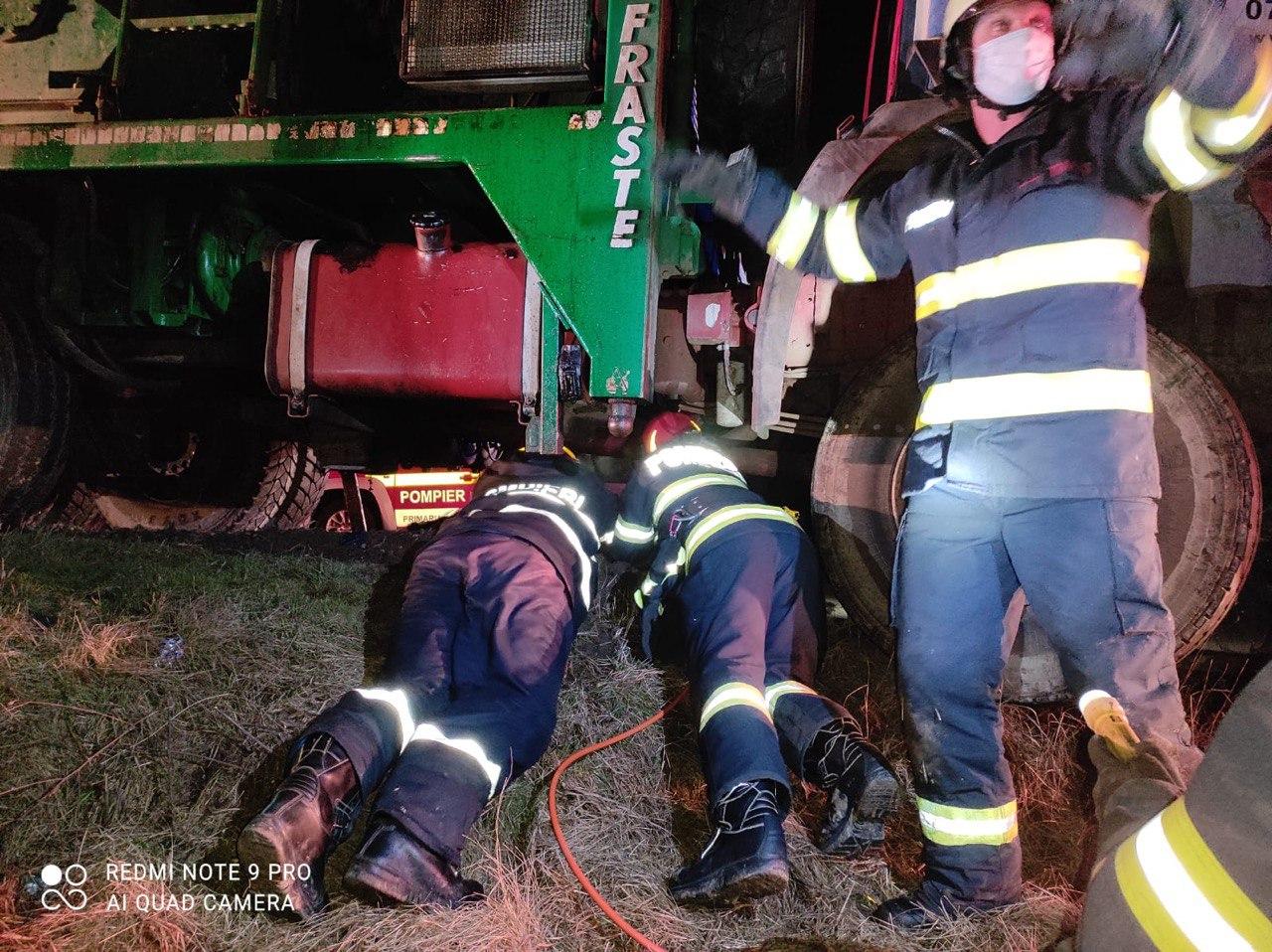 Accident cu doi morți la ieșire din Lugoj spre Caransebeș