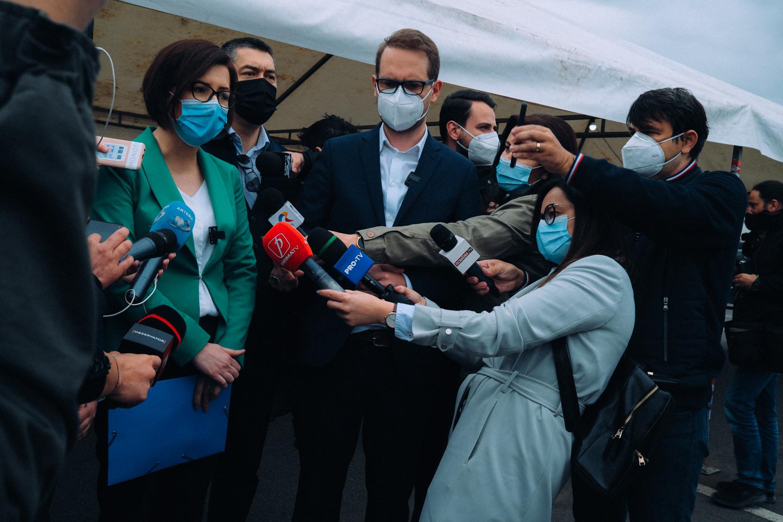 Ministrul Sănătății, în vizită la Timișoara